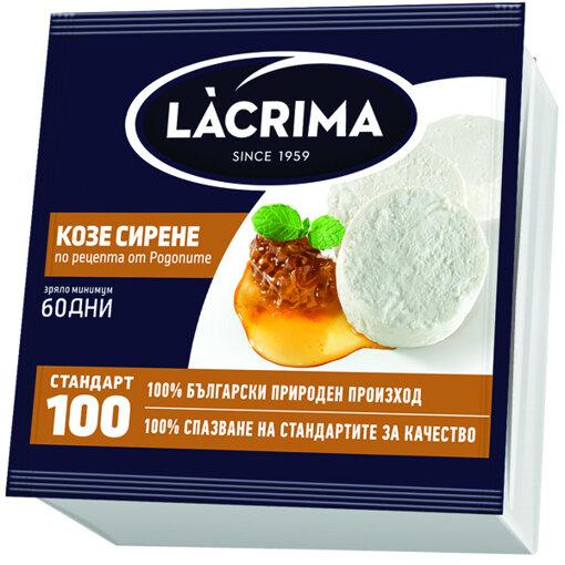 LACRIMA Козе сирене 400 гр.
