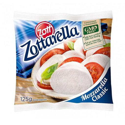 ZOTTARELLA Моцарела 125 гр.