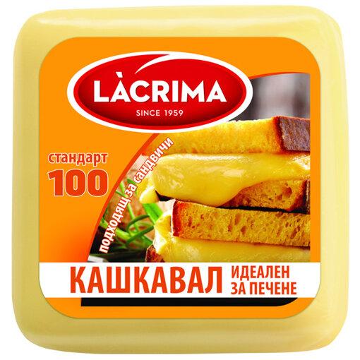 LACRIMA Кашкавал за запичане 400 гр.