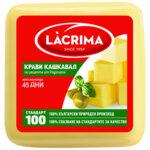 LACRIMA Кашкавал по БДС 400 гр.