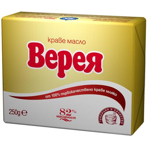 ВЕРЕЯ Краве масло 250 гр.