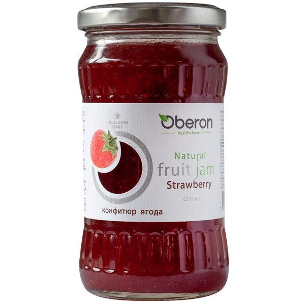 OBERON Конфитюр ягода буркан 350 гр.