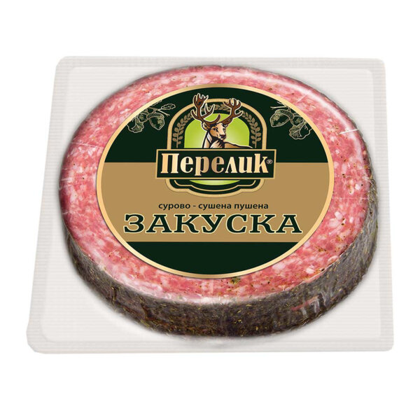 ПЕРЕЛИК Закуска слайс 180 гр.