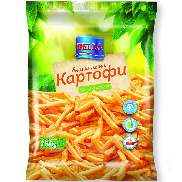 БЕЛЛА картофи 750 гр.