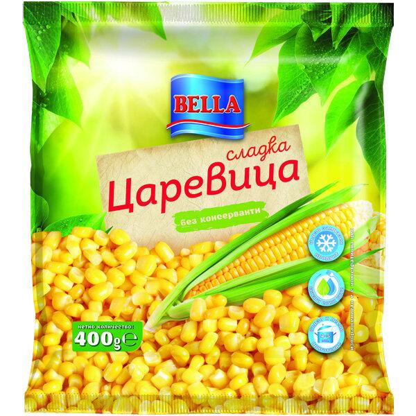 БЕЛЛА сладка царевица 400 гр.