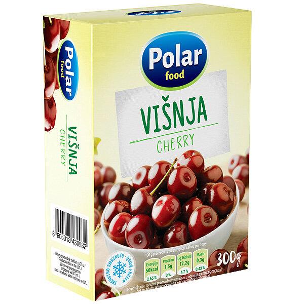 POLAR замразени вишни 300 гр.
