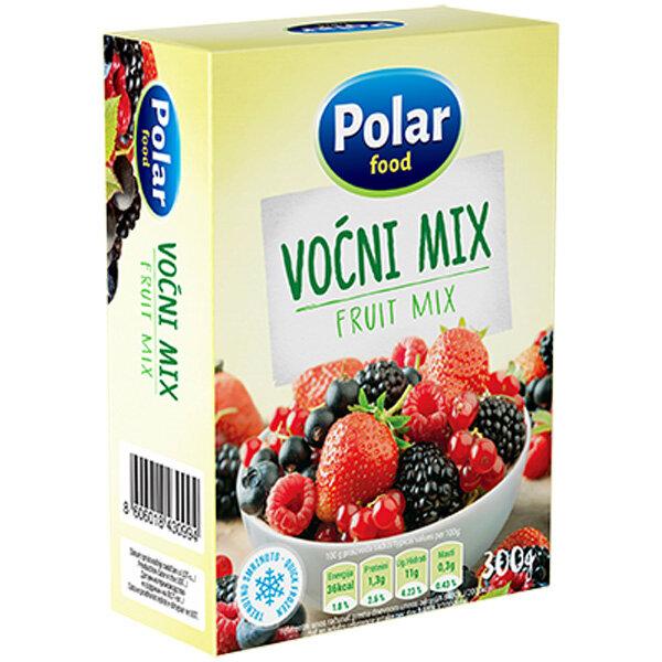 POLAR микс замразени червени плодове  300 гр.