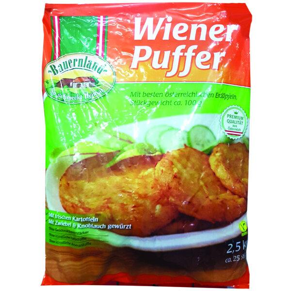 BAUERNLAND картофени кюфтета 2,5 кг.