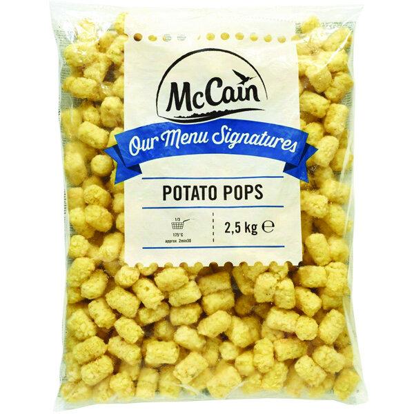 MCCAIN Картофени пуканки 2.5 кг.