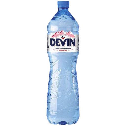 ДЕВИН Изворна вода 0.5 л.
