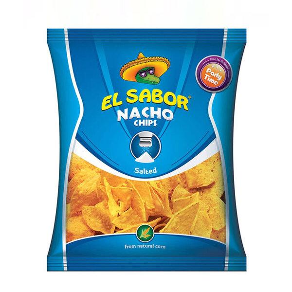 El SABOR Чипс със сол 225 гр.