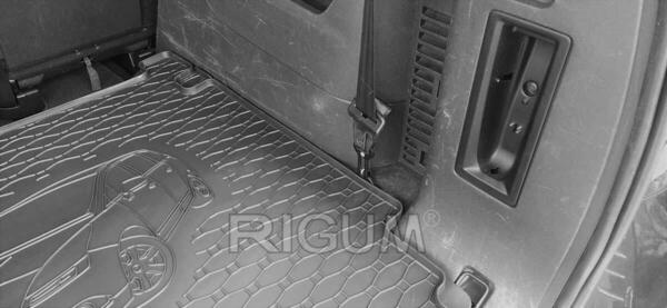 Гумена стелка за багажника на Citroen C4 Grand Picasso модел от 2006 до 2013 година