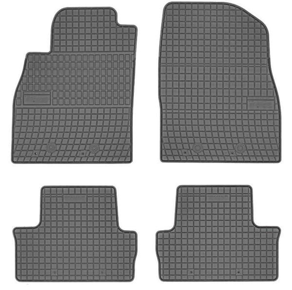 Гумени стелки за Opel Ampera модел от 2012 до 2014 година