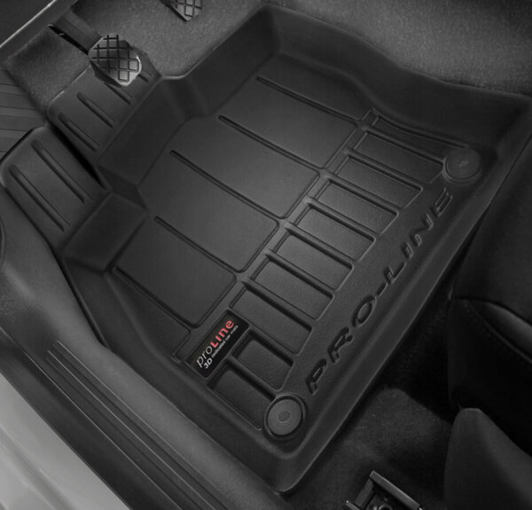 3D Гумени стелки за Hyundai Tucson от 2015 година нагоре