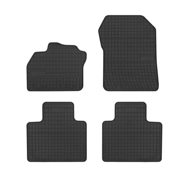 Стелки гумени за Renault Zoe модел от 2013 до 2019 година