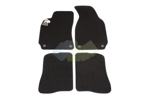Мокетни стелки за VW PASSAT модел от 10.96-2005 година материал ELEGANT ОВАЛНИ или КРЪГЛИ КЛИПСОВЕ