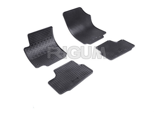 Гумени стелки за Seat Mii  модел от 2011 г
