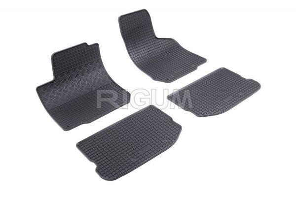 Гумени стелки за SEAT TOLEDO модел от 2000 до 2005 година