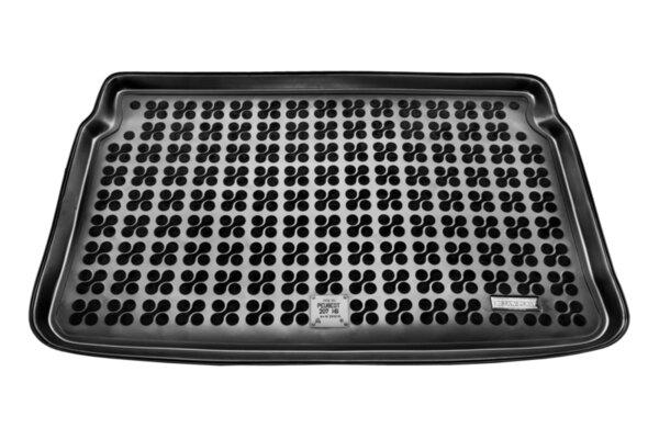 Гумена стелка за багажника на Peugeot 207 хечбек