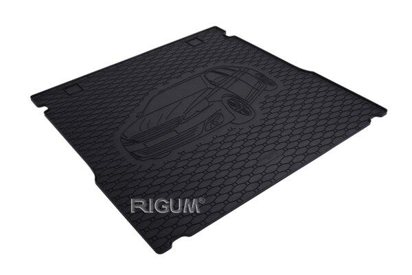PEUGEOT 308 SW ( КОМБИ ) модел 2014 година - Гумена стелка за багажник