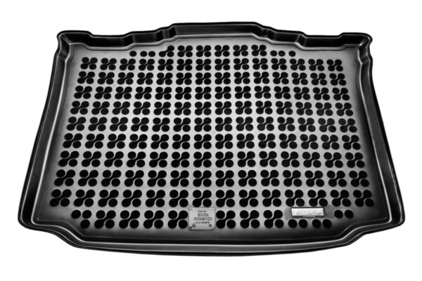 Гумена стелка за багажника на Skoda Roomster