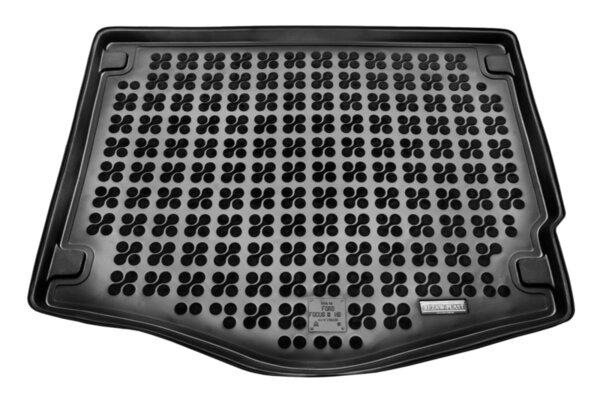 Гумена стелка за багажника на Ford Focus 3  хечбек модел от 2011 до 2018 година