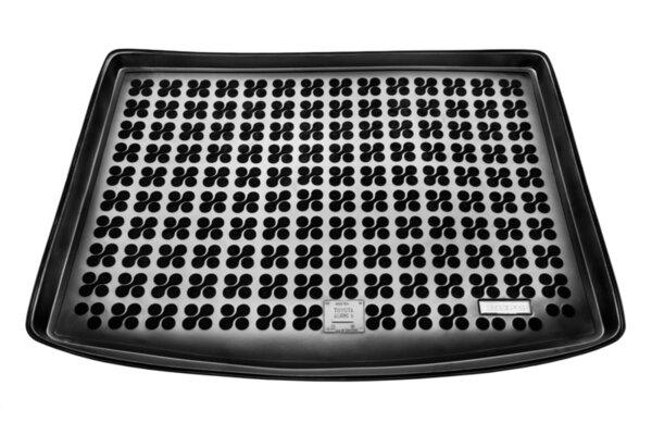 Гумена стелка за багажник на Toyota Auris hatchback и Auris Hybrid  без пакет комфорт  модел след 2012 година