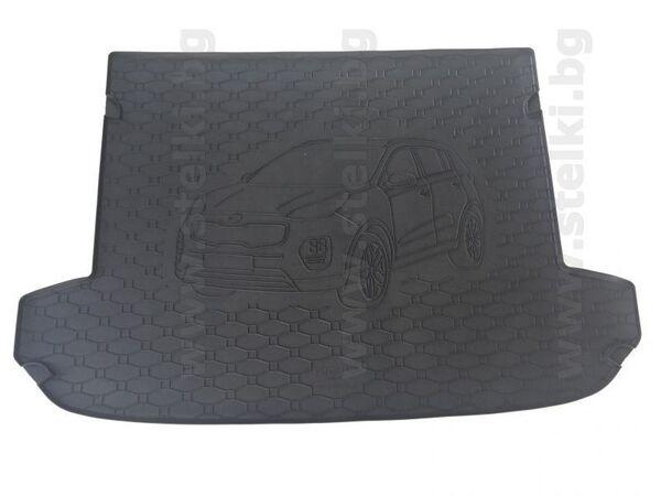 Гумена стелка за багажника на KIA SPORTAGE модел след 2016 година
