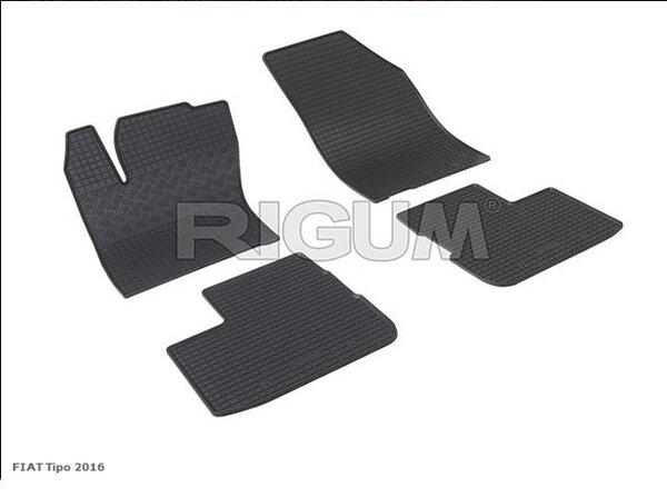 Гумени стелки за FIAT TIPO модел от 2016 година