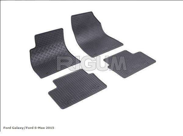 Гумени стелки за Ford Galaxy модел от 2015 година
