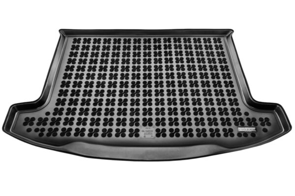 Гумена стелка за багажника на Kia Carens модел от 2013 година с 5 места
