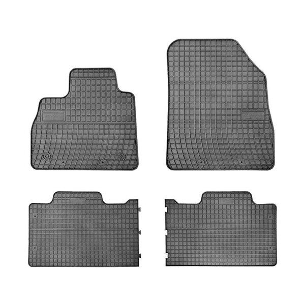 Стелки гумени за Renault Espace 5 модел от 2015 година и нагоре