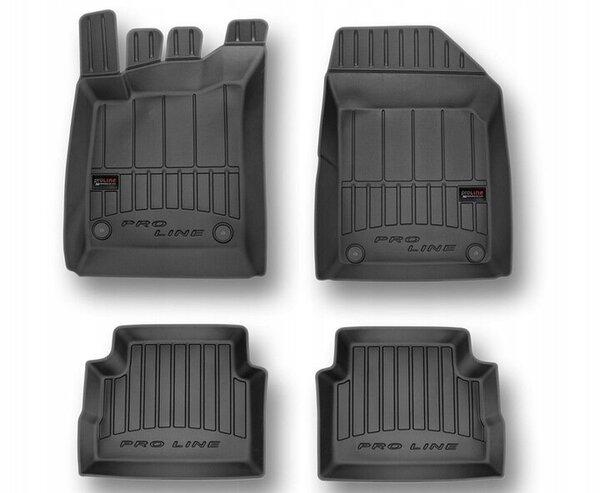 3D Гумени стелки за OPEL Vectra C Sedan - модел от 2002 до 2008 година