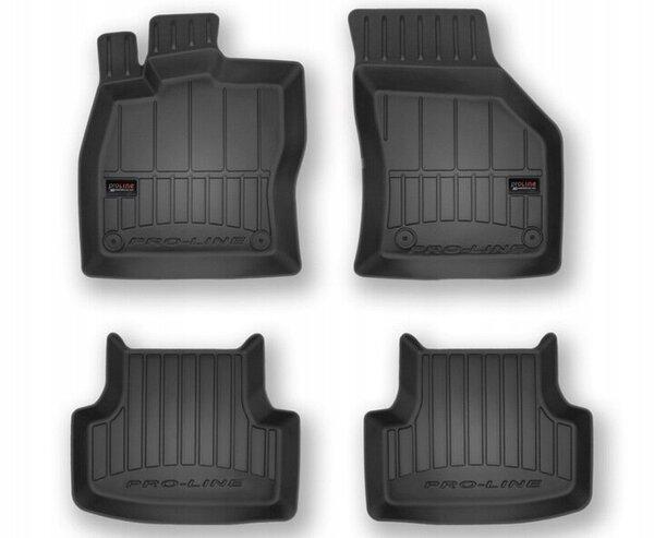 3D Гумени стелки за Seat Leon III от 2012 година и нагоре