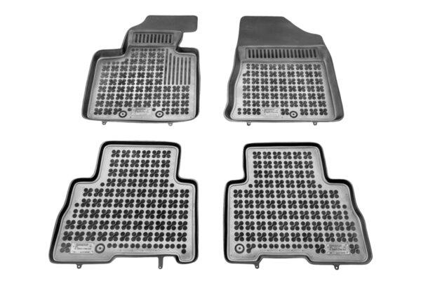 Гумени стелки за Kia SORENTO II facelift - модел от 2013 до 2015 година