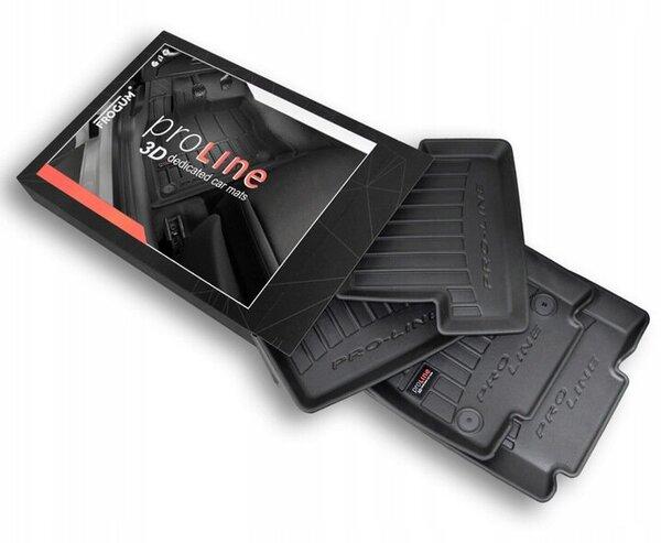 3D Гумени стелки за VOLVO C30 - модел от2006 до 2012 година