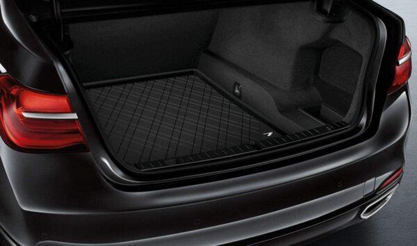 Гумена подложка за багажно отделение за BMW 7ма серия (G11, G12) модел след 2015 година