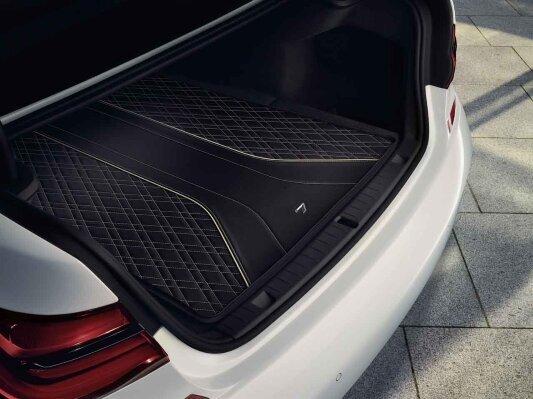 Exclusive стелка за багажник за BMW 7ма серия (G11, G11N, G12, G12N) модел след 2015 година