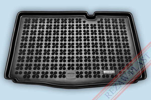 Гумена стелка за багажник на Ford B-MAX долния етаж на багажника от 2012 до 2017 година