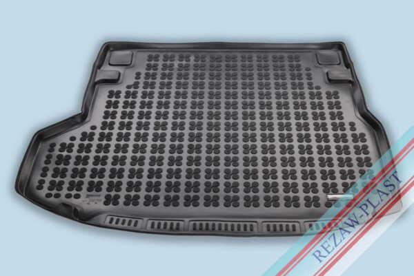 Гумена стелка за багажник на Kia CEED III (CD) Station Wagon, версия с едно ниво на багажника след 2018 година