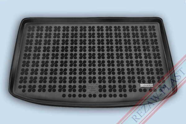 Гумена стелка за багажник на Hyundai ix20 от 2010 до 2018 година, долно ниво на багажника
