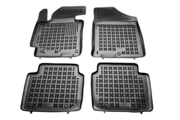 Гумени стелки за Hyundai ELANTRA V, VI - от 2010 до 2016 и от 2016 до 2019 година