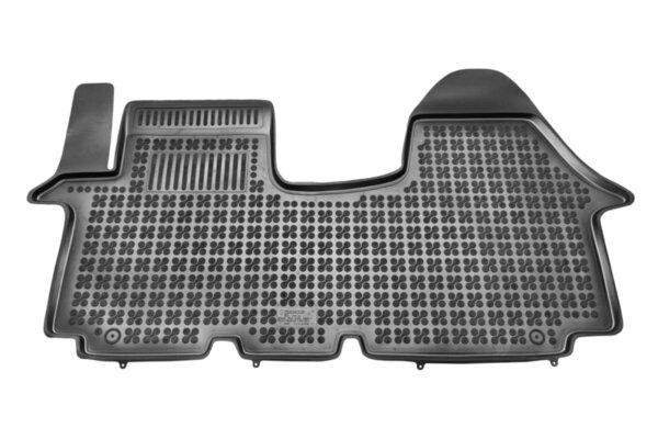 Гумени стелки за Nissan PRIMASTAR I - предни с допълнителен материал от страна на водача - от 2001 до 2014 година