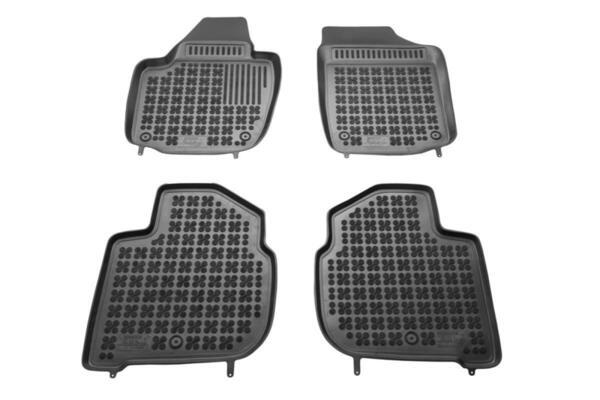 Гумени стелки за Skoda RAPID - от 2012 до 2019 година
