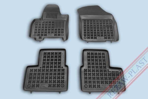 Гумени стелки за Suzuki SX4 версия с пожарогасител - от 2006 до 2014 година