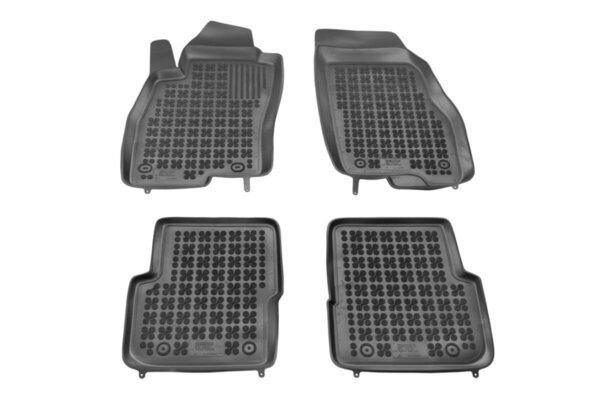 Гумени стелки за Fiat PUNTO III - след 2012 година