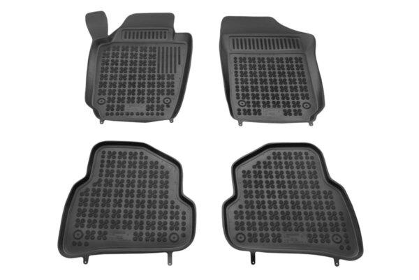 Гумени стелки за Volkswagen POLO V - от 2009 до 2017 година