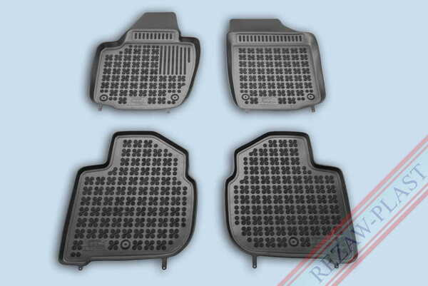 Гумени стелки за Seat TOLEDO IV - след 2012 година