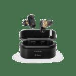 Bluetooth слушалки ttec AirBeat Duo True Wireless Headsets- Черни