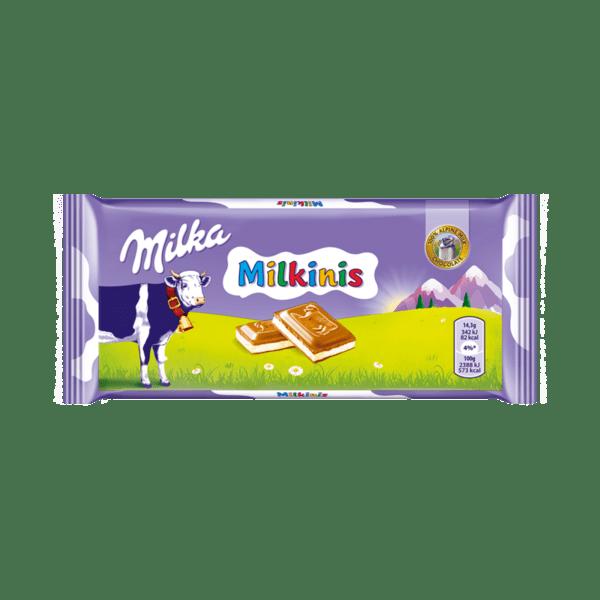 Шоколад MILKA MILKINIS 100 г